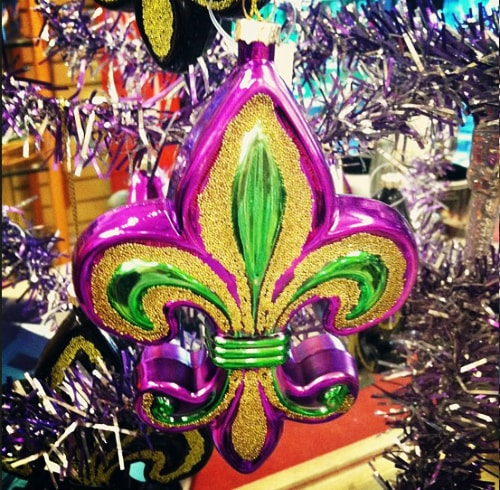 nola ornament