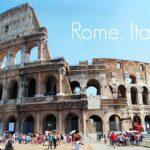 Instagram Travel Photos: Rome, Italy