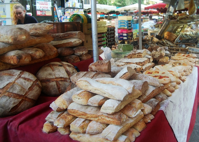 aix french bread