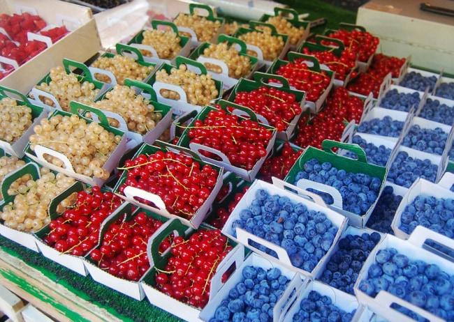 aix fruit market