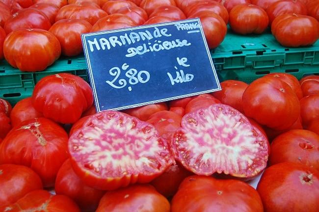 aix market tomato