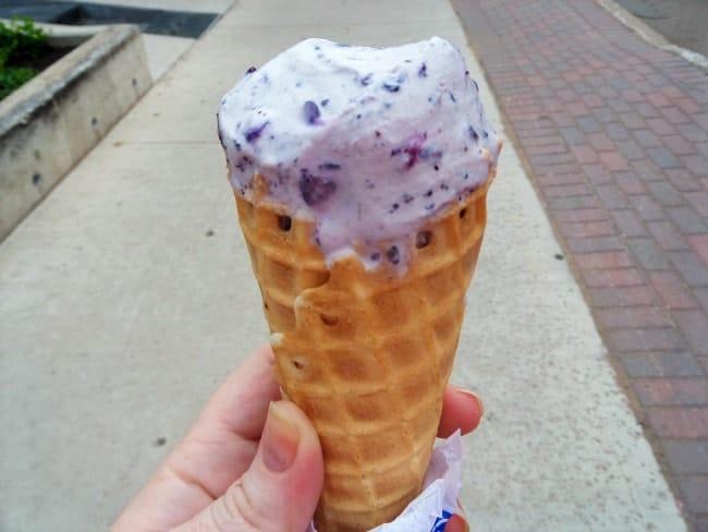 cows pei blueberry