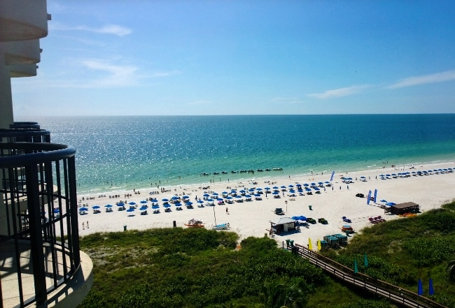 Marco Island Hilton Resort Florida
