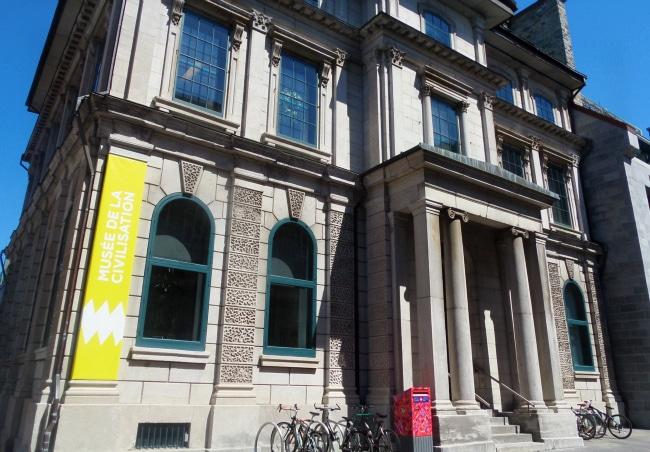 museum of civilization quebec