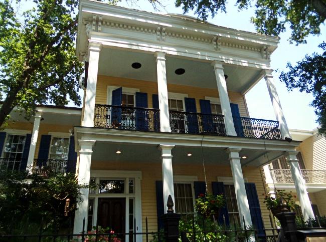 mansion new orleans