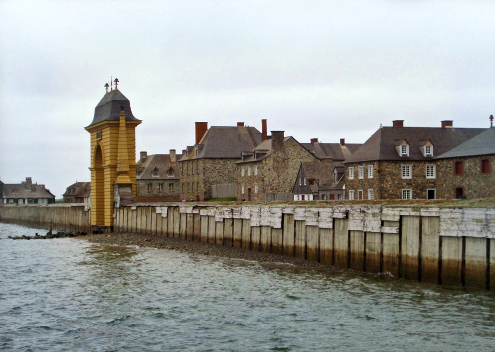 Fortress of Louisbourg cape breton island