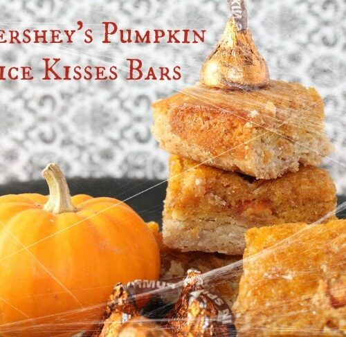 pumpkin kisses bars
