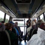 holland america excursion bus