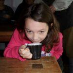 tasting heritage hot chocolate