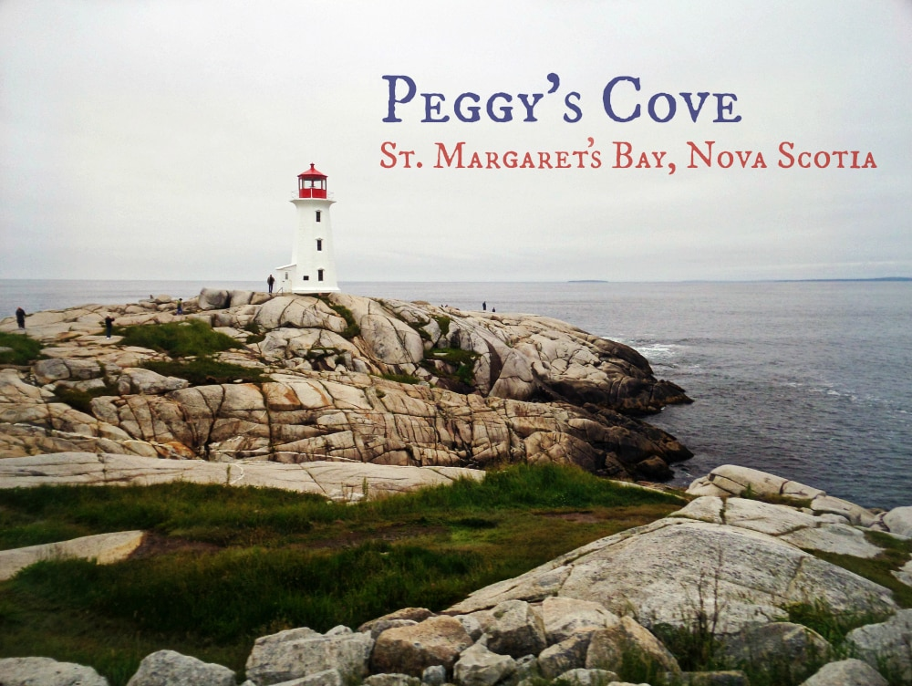 Peggy's Cove & Titanic Combination