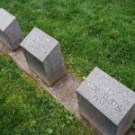 Titanic Grave Stones