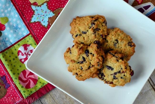 Oatmeal Craisins Chocolate Chip Cookies Recipe