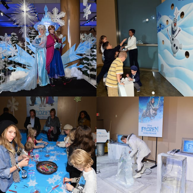 Disney Frozen Party Games