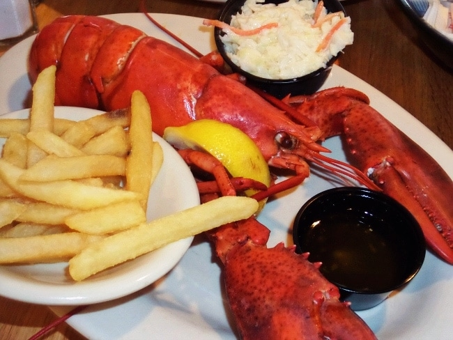 downeast lobster special