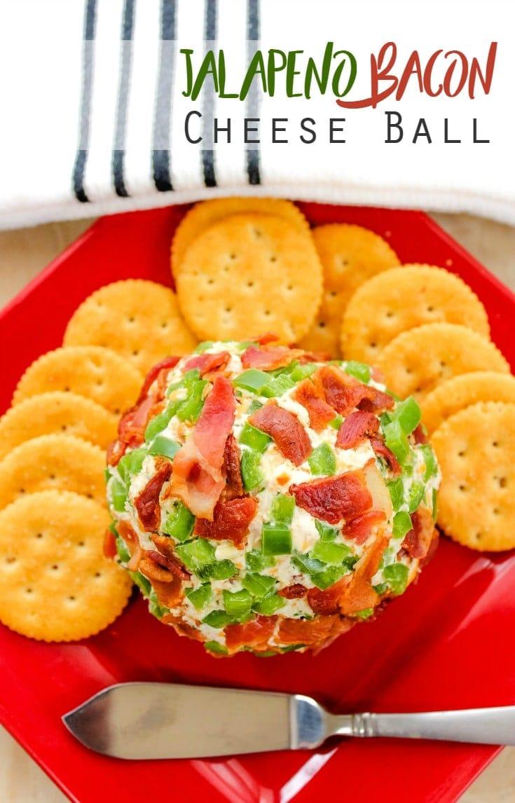 jalapeno bacon cheese ball