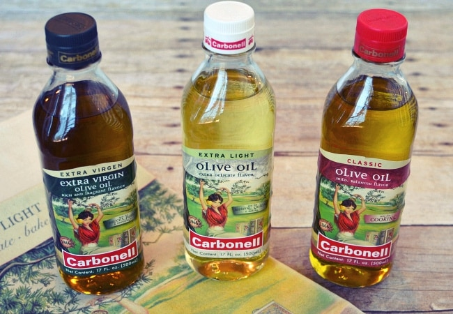 carbonell spanish olive oil
