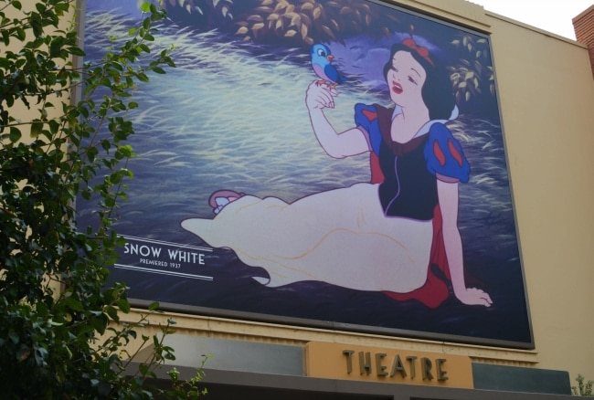 disney studios theatre