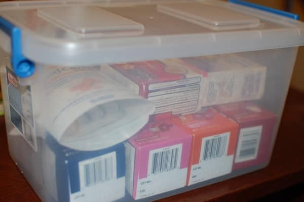 cold flu kit