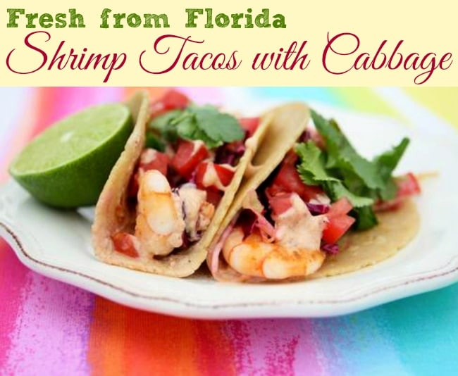 shrimp tacos with cabbage recipe