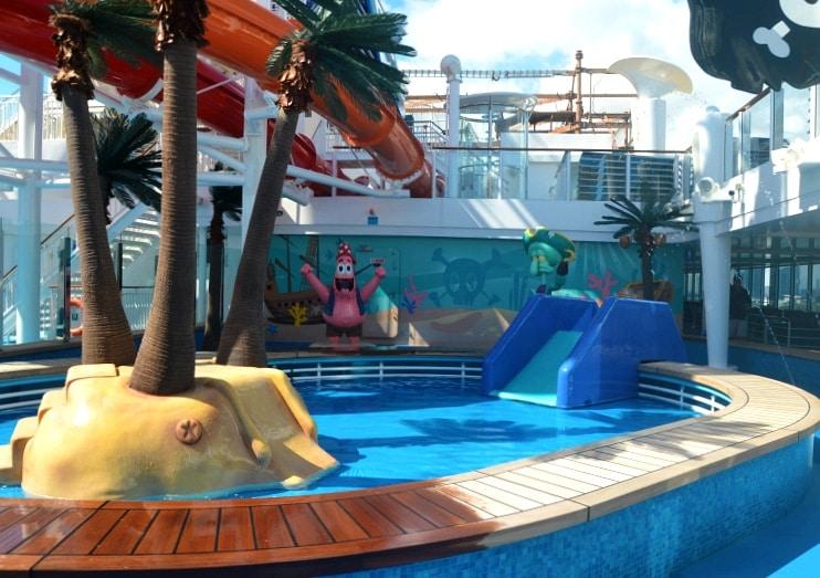 norwegian getaway kids aqua park