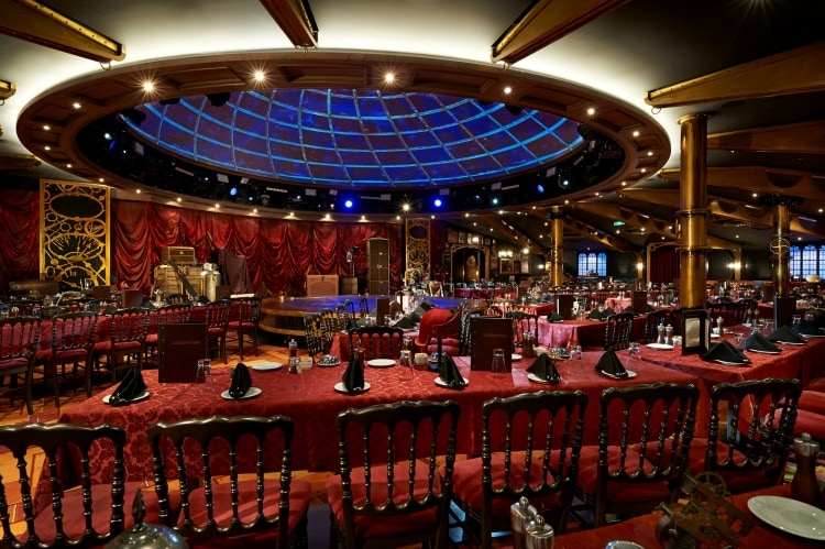 norwegian getaway Illusionarium