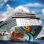 Norwegian Getaway Arrives in Miami #UltimateGetaway