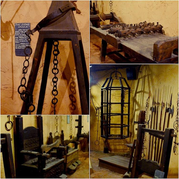 medieval timestorture chamber