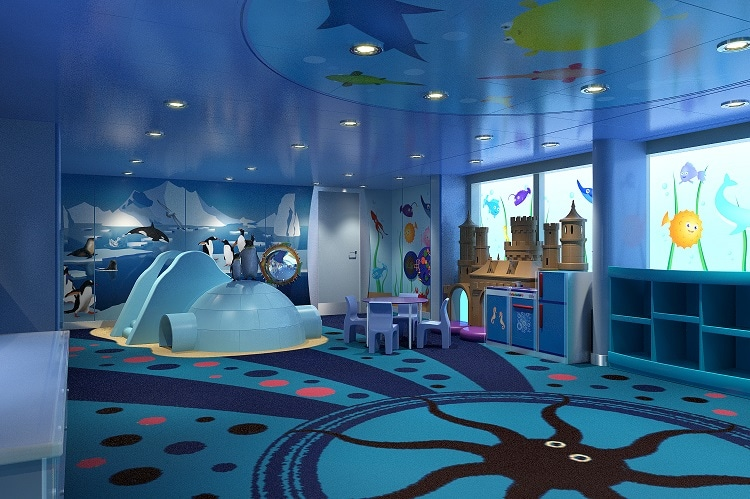 tray ceiling ideas for bedrooms - Carnival Announces Marine Themed Camp Ocean for Kids 2 11
