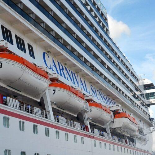 carnival sunshine port canaveral