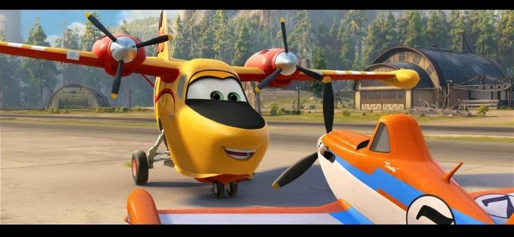 lil dipper planes