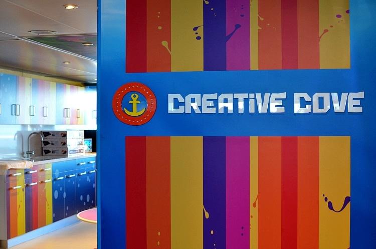 camp ocean creative cove