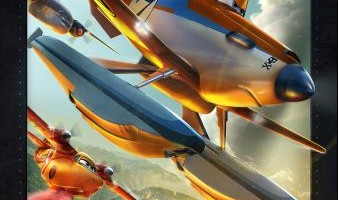 planes fire rescue movie review