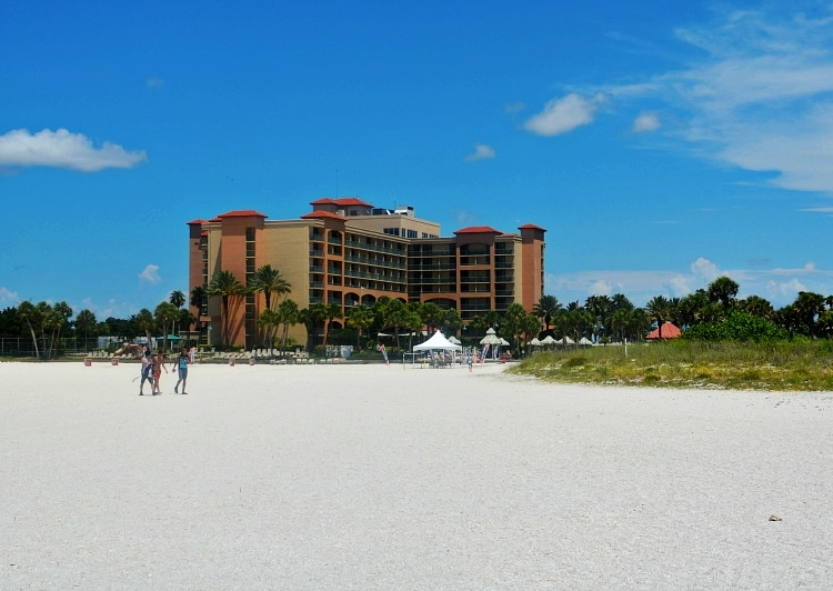 sheraton clearwater beach