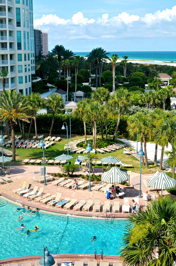 sheraton sand key resort clearwater beach