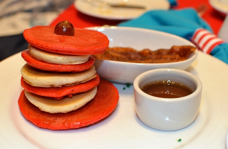 Seuss at Sea: Green Eggs and Ham Breakfast on Carnival Freedom