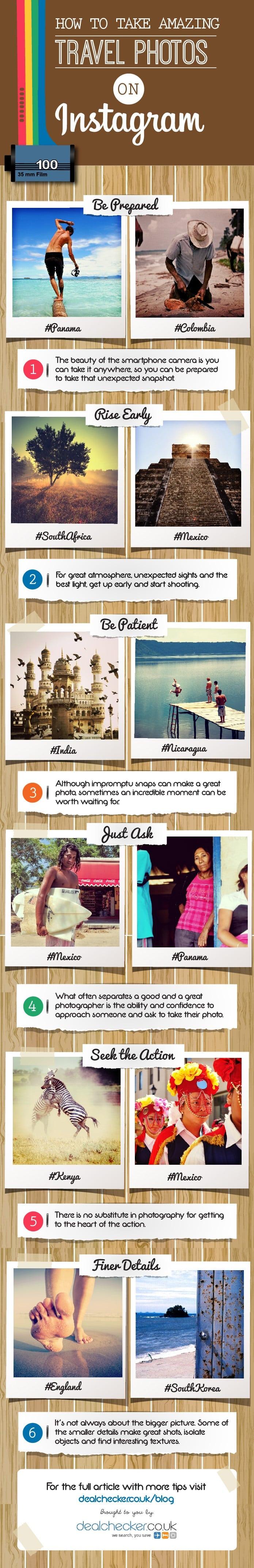 best travel photos on instagram