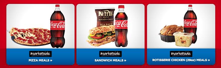 Coca-Cola and Effortless Meals at Walmart