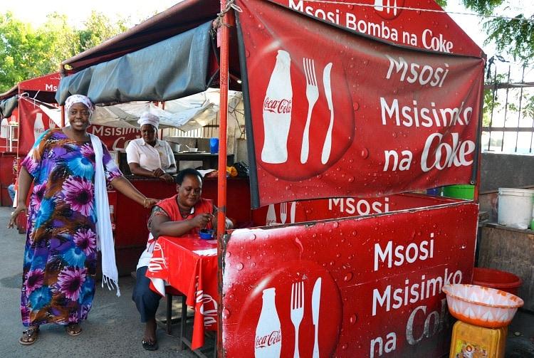 coca-cola 5by20 tanzania