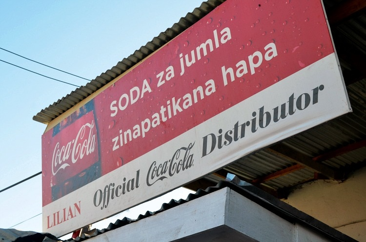 Traveling to Tanzania with Coca-Cola: 5by20, Project Last Mile