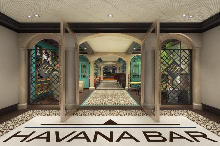 carnival vista Havana Plaza