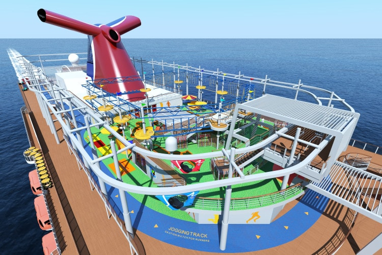 Everything You Need To Know About Carnival Vista