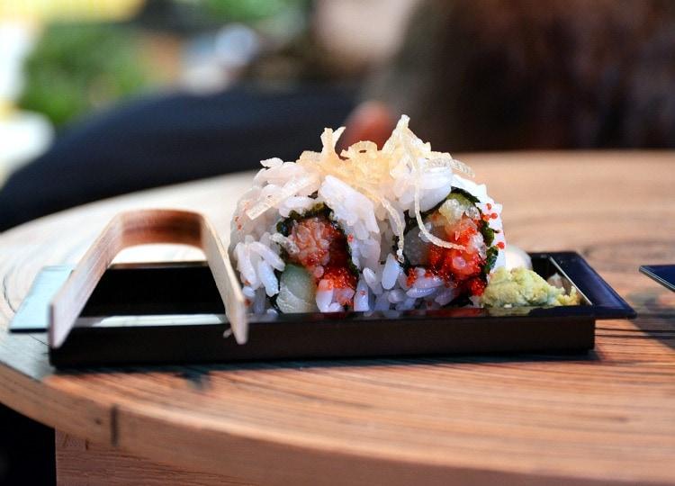 Bonsai Sushi Tuna Roll
