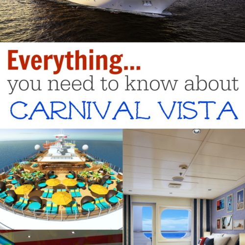 carnival vista 2016