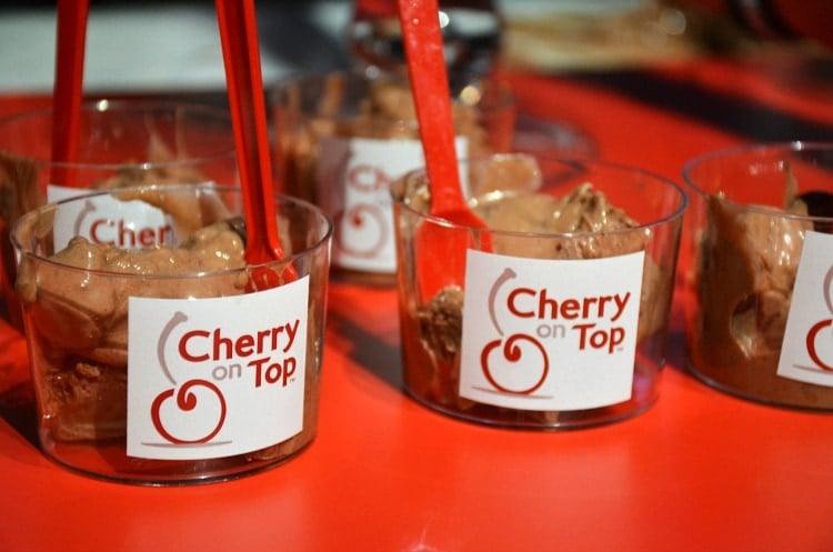 cherry on top ice cream