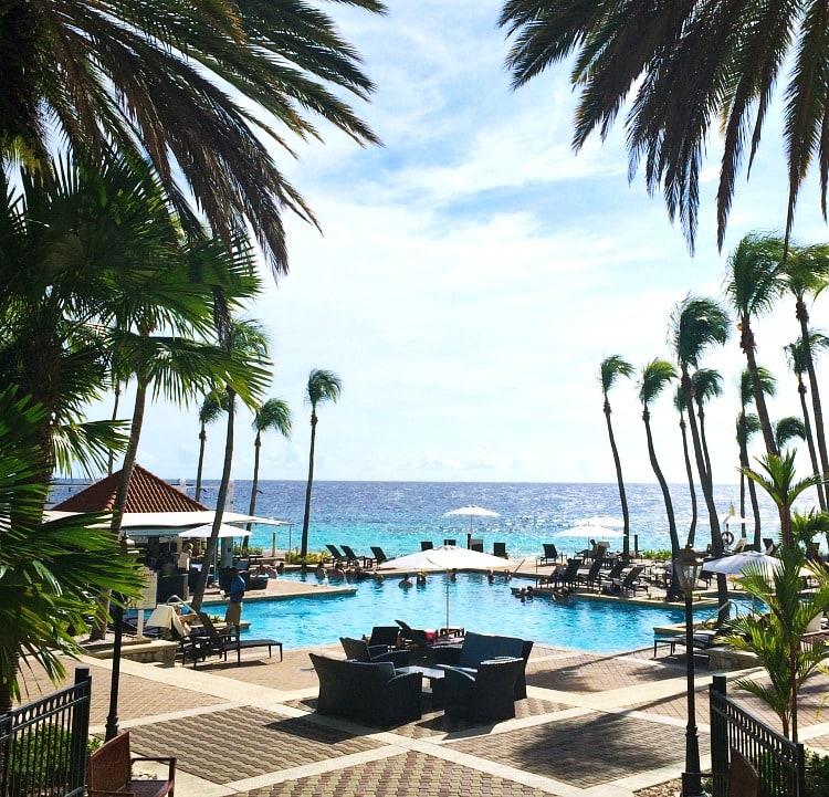 Curacao Marriott Beach Resort Emerald Curacaomarriott