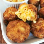 Fried Macaroni & Cheese Bites Recipe