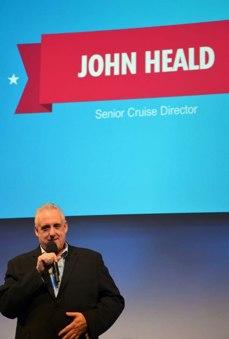 John Heald Carnival Vista