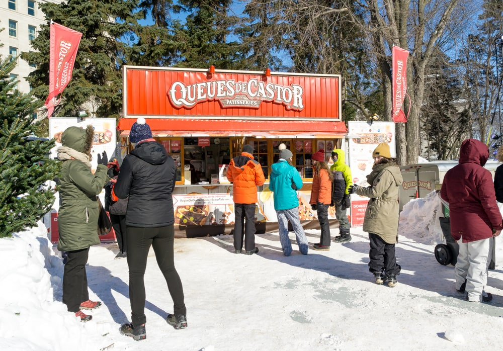 Oh Beavertails Queues de Castor