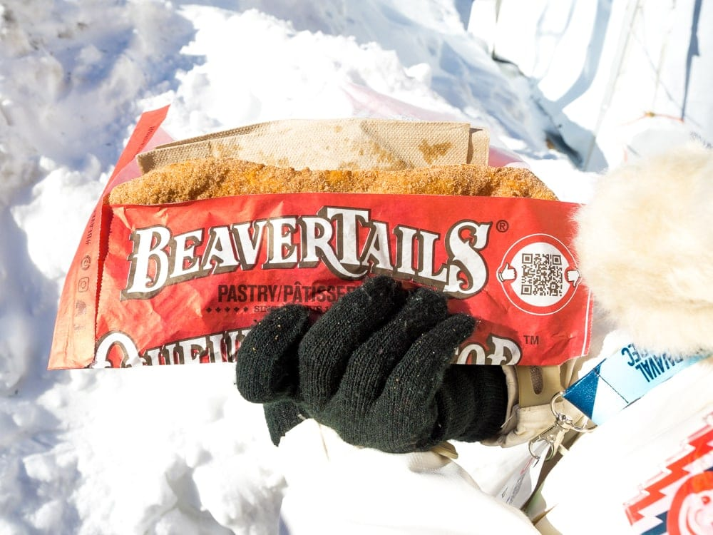 beavertails quebec city