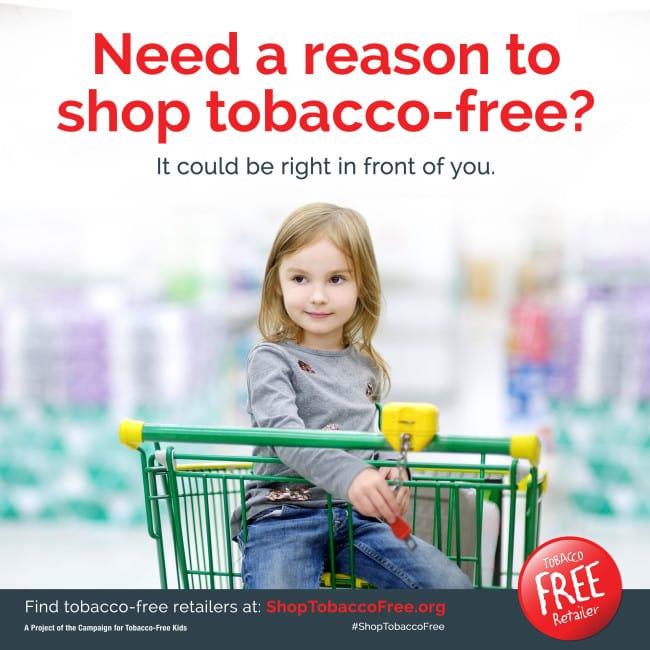 #shoptobaccofree